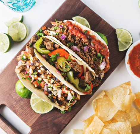 Salsarita's Fresh Mexican Grill - Transit Rd