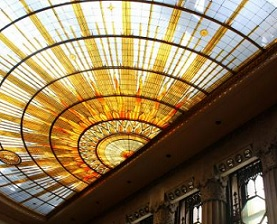 Looking Up: Downtown Ceilings & Skylights Tour