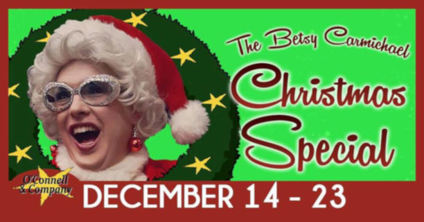The Betsy Carmichael Christmas Special