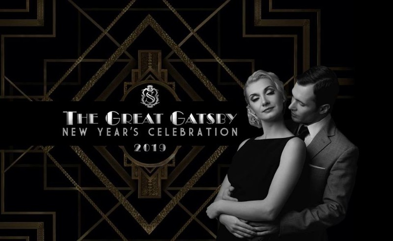 New Years Eve Gatsby Style Gala