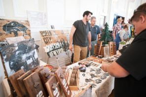 Spring Makers + Shakers: Boozy Artisan Market
