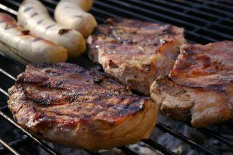 Meat Raffles in WNY
