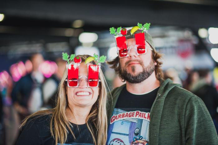 Buffalo Bloody Mary Fest 2018 / Photo x Mike Shriver