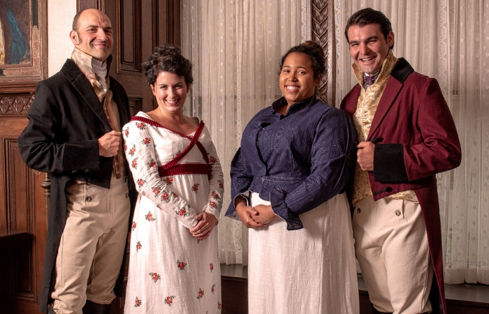 Miss Bennet Christmas At Pemberley.Add Miss Bennet Christmas At Pemberley To Your Holiday Show