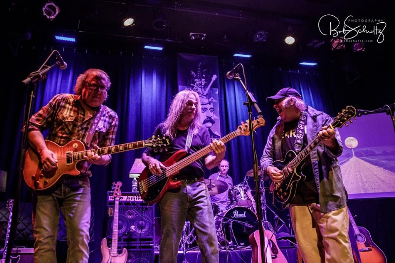 Sugar Mountain- Neil Young Tribute Band