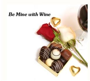 Be Mine with Wine