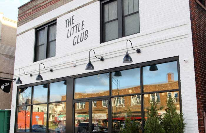 New: The Little Club is Hertel's New Wine Bar That's Breaking Down Stereotypes Around Wine