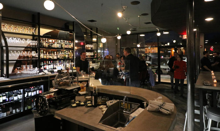New: The Little Club is Hertel's New Wine Bar That's