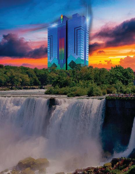 Seneca Niagara Resort & Casino -Niagara Falls