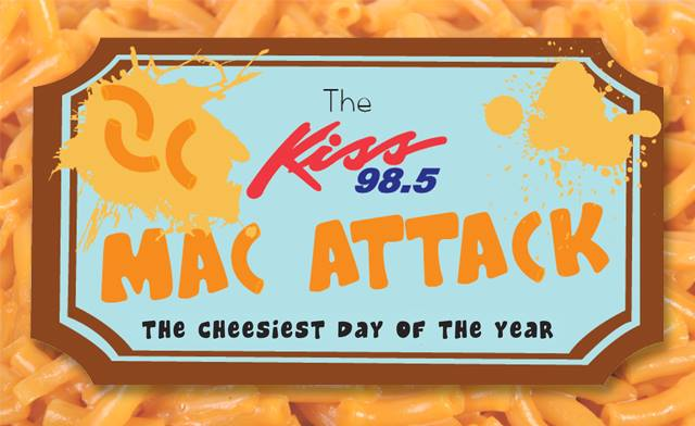 Mac Attack 2019 - The Cheesiest Day of the Year!