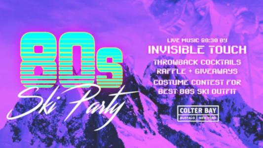 Third Annual 80s Ski Party