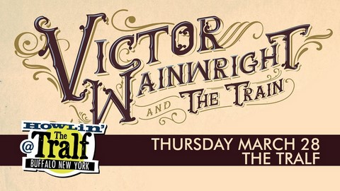 Victor Wainright and The Train