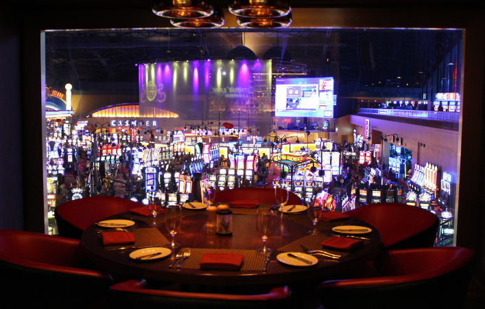 The Western Door Steakhouse at Seneca Niagara Resort & Casino
