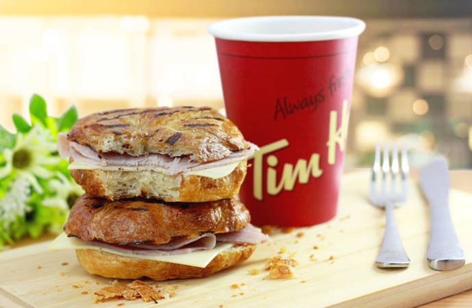 Tim Hortons Cafe and Bakeshop