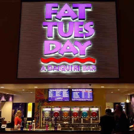 Fat Tuesday Daquiri Bar