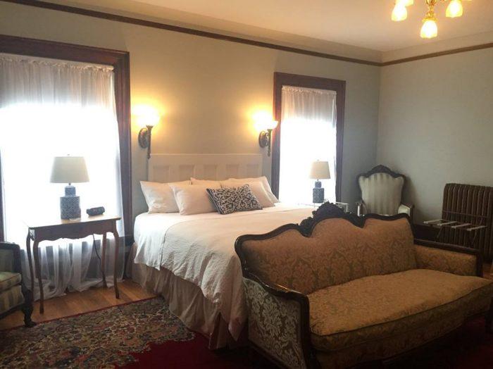 The Hewitt Suite at InnBuffalo