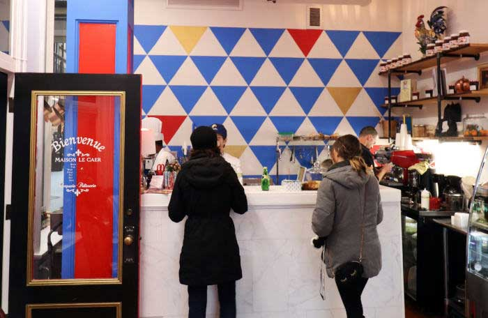 New: Maison Le Caer Has Blessed Main Street with Crepes & Macarons