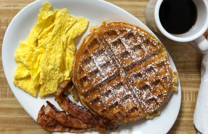 The Quintessential Diner Lives on Hertel Ave And It's called Bertha's Diner