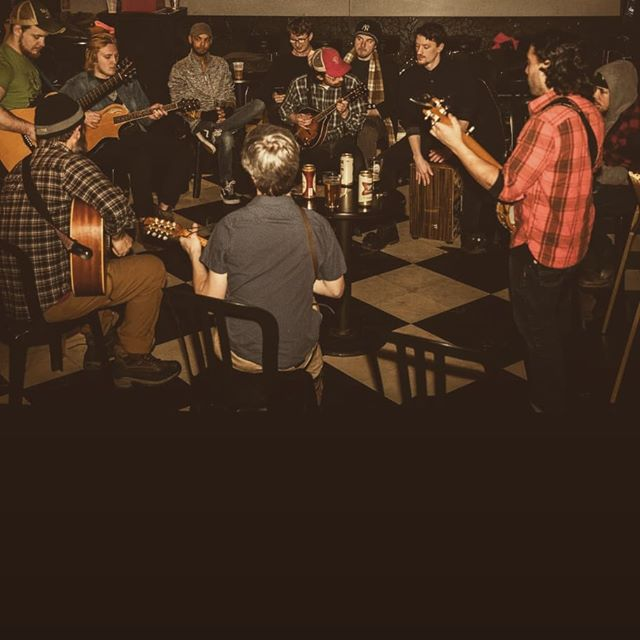 The Tuesday Night Ramble Americana Jam Sessions at Mr.Goodbar