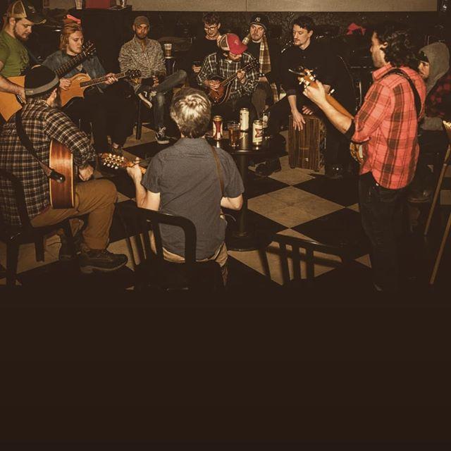 The Tuesday Night Ramble Americana Jam Sessions at Mr.Goodbar