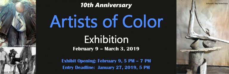 Artists of Color Exhibition