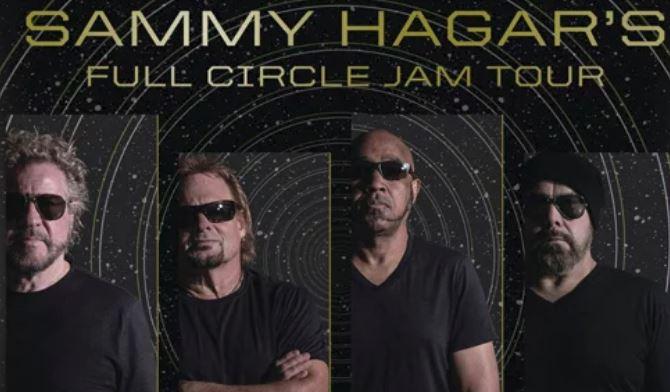 Sammy Hagar's Full Circle Jam Tour