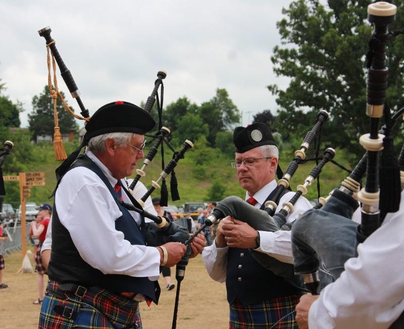 Buffalo Bagpipe Band Club 4th Annual Highland ball
