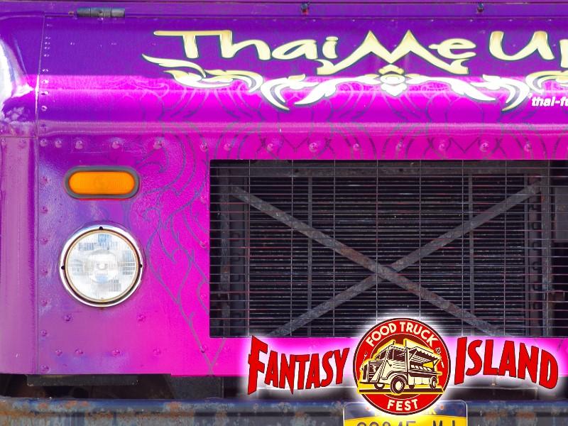 Fantasy Island Food Truck Fest