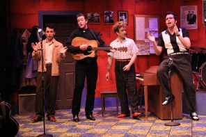 Million Dollar Quartet at Shea's