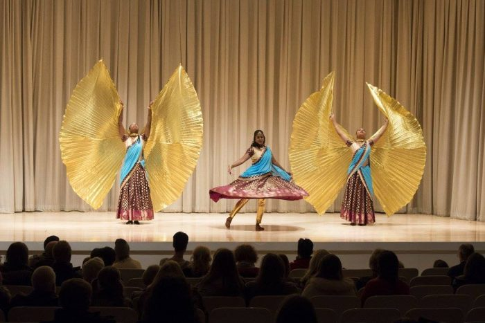 Devi Bollywood Dance at the Albright-Knox