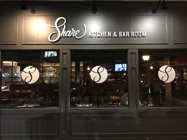 Share Kitchen & Bar Room