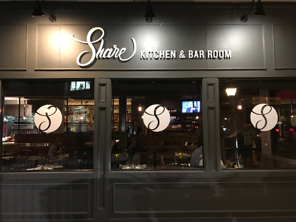 Share Kitchen & Bar Room