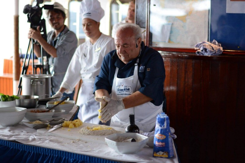 Chef Ezio Gentile | Specialities of Italy's Abruzzo Region