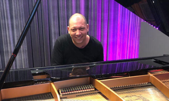 Yan Carlos Artime in Concert - Latin Jazz Piano