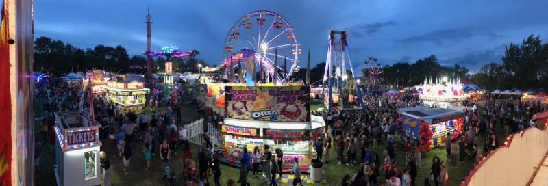 Niagara County Peach Festival