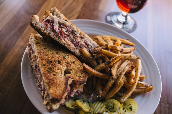 Where to Get a Great Reuben Sandwich in WNY