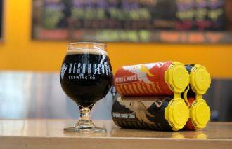 Peanut Butter Porter by Resurgence Brewing