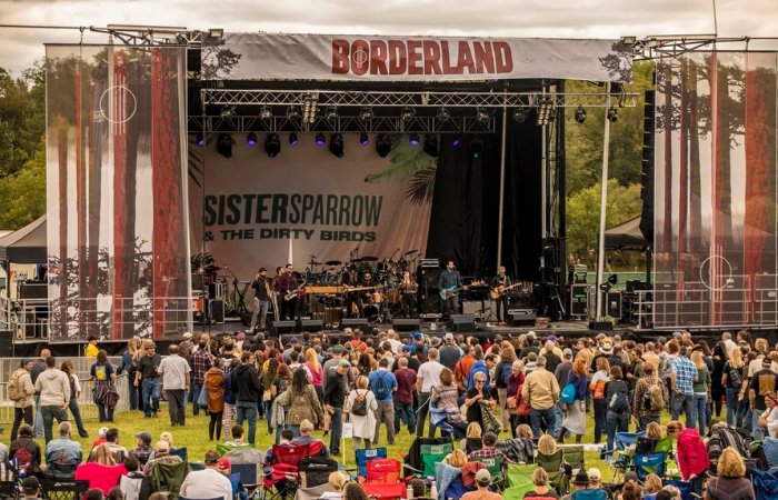 Borderland Music + Arts Festival