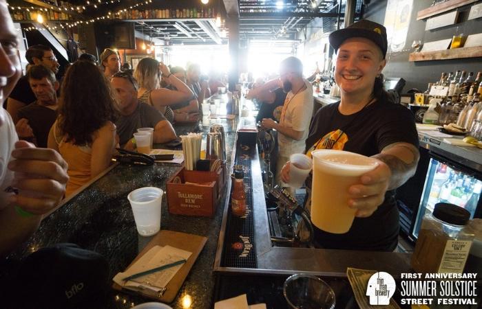 Thin Man Brewery Third Annual Summer Solstice Street Festival