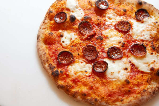 Tappo Pizza @ Thin Man Brewery