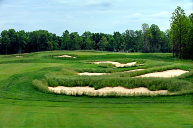 Seneca Hickory Stick Golf Course