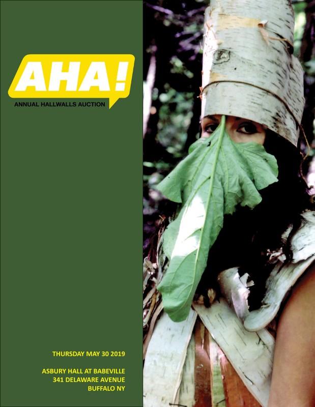 AHA! 2019 (Annual Hallwalls Auction)