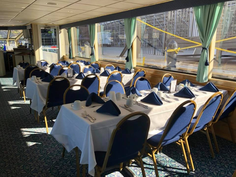 Murder Mystery Dinner Cruises with Grand Lady Cruises