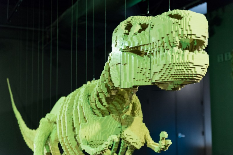 The Art of the Brick: All-Nighter