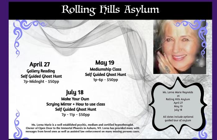 Lorna Marie Reynolds at Rolling Hills
