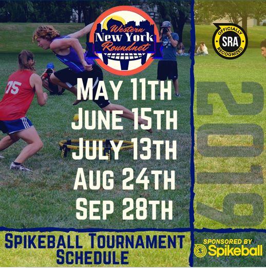 2019 Spikeball Tournament Series