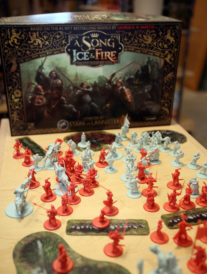 Gather & Game