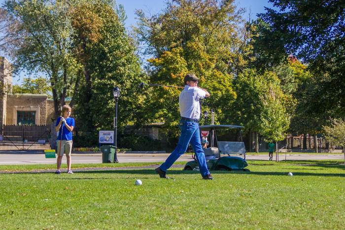 5 Reasons Why You Should Get a Season Pass to Olmsted Golf Courses