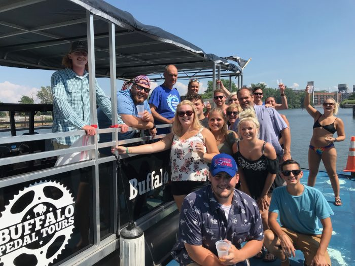 Book Your Boat & Bike Pedal Tour Now Before They Sell Out For The Season
