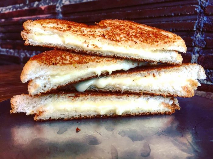Grilled Cheese / Photo courtesy of Buffalo Melting Point